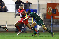Maxime Mermoz - 13.12.2014 -  Toulon / Leicester  - European Champions Cup <br />