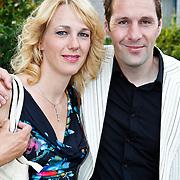 NLD/Amstelveen/20100701 - Huwelijk Xander de Buisonje en Sophie Steger, Marianne Timmer en partner Henk Timmer