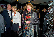 PAUL MYNERS; ALSION MYNERS; GRAYSON PERRY, The Presentation of the Montblanc de la Culture Arts Patronage Award to Anthony D'Offay. Tate Modern. 16 April 2009<br /> PAUL MYNERS; ALSION MYNERS; GRAYSON PERRY, The Presentation of the Montblanc de la Culture Arts Patronage Award to Anthony D'Offay. Tate Modern. 16 April 2009 *** Local Caption *** -DO NOT ARCHIVE-© Copyright Photograph by Dafydd Jones. 248 Clapham Rd. London SW9 0PZ. Tel 0207 820 0771. www.dafjones.com.