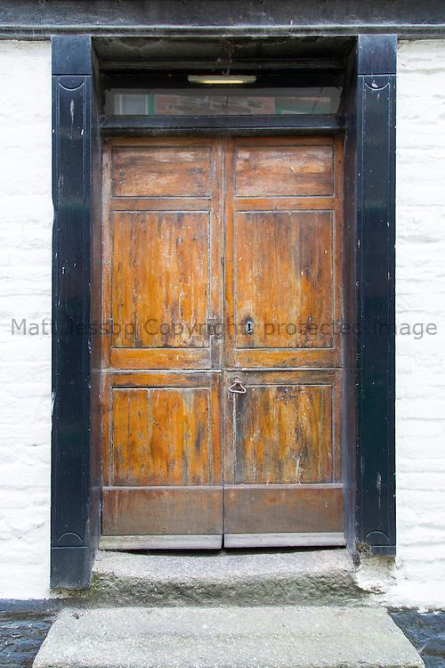 Port Isaac door