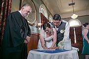 Aug 16, 2014; Portland, OR, USA; Wedding photo at the McMenamins Edgefield<br /> .