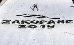 20.01.2019, Wielka Krokiew, Zakopane, POL, FIS Weltcup Skisprung, Zakopane, Herren, Wertungsdurchgang, im Bild Jan Hoerl (AUT) // Jan Hoerl of Austria during the Competition Jump of FIS Ski Jumping World Cup at the Wielka Krokiew in Zakopane, Poland on 2019/01/20. EXPA Pictures © 2019, PhotoCredit: EXPA/ JFK
