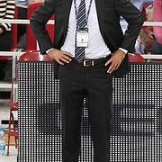 Anadolu Efes's Alper YILMAZ during their Turkish Basketball League match Anadolu Efes between Aliaga Petkim at Aliaga Arena in Istanbul, Turkey, Sunday, October 23, 2011. Photo by TURKPIX