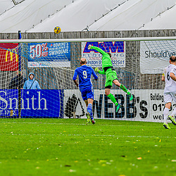 James Hamon for Truro city a great save 24/10/2020