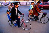 Street scene, Guilin, China