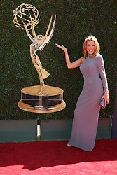 April 30, 2017 - Pasadena, CA, USA - LOS ANGELES - APR 30:  Vanna White at the 44th Daytime Emmy Awards - Arrivals at the Pasadena Civic Auditorium on April 30, 2017 in Pasadena, CA (Credit Image: © Kathy Hutchins/via ZUMA Wire via ZUMA Wire)