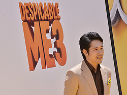 """Kenichi Matsuyama arrives at the """"Despicable Me 3"""" Los Angeles Premiere held at the Shrine Auditorium in Los Angeles, CA on Saturday, June 24, 2017.  (Photo By Sthanlee B. Mirador) *** Please Use Credit from Credit Field ***"""