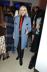 Fashion designer PAM HOGG at the Art Plus Dance Party 2005 - an evening of live dance, film and partying held at the Whitechapel Art Gallery, 80-82 Whitechapel High Street, London on 21st March 2005.<br /><br />NON EXCLUSIVE - WORLD RIGHTS
