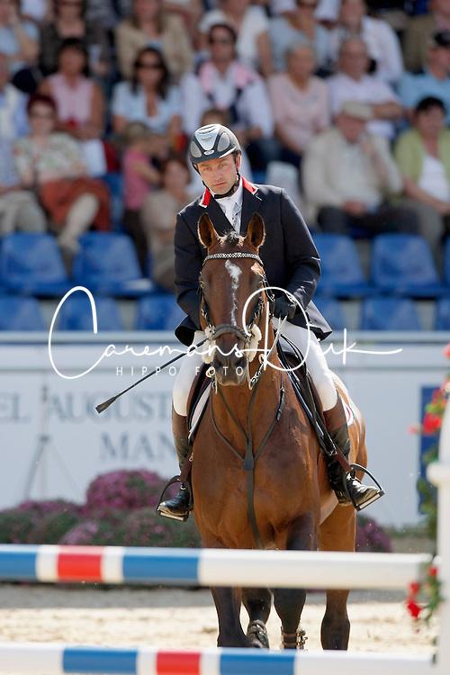 Djupvik Morten - Bessemeind's Casino<br /> European Championship Mannheim 2007<br /> Photo © Hippo Foto