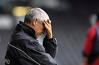 Photo: Daniel Hambury.<br />Fulham v Boavista. Pre Season Friendly. 12/08/2006.<br />Jesualdo Ferreira, head coach of Boavista