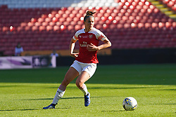 February 23, 2019 - Sheffield, England, United Kingdom - Katrine Veje of Arsenal ..during the FA Women's Continental League Cup Final football match between Arsenal Women and Manchester City Women at Bramall Lane on February 23, 2019 in Sheffield, England. (Credit Image: © Action Foto Sport/NurPhoto via ZUMA Press)