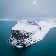 Image from westfjords in Iceland