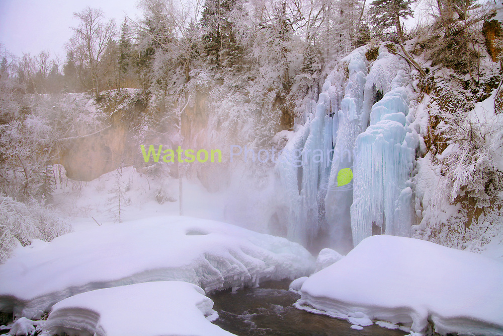 Spearfish Falls Cold Charm