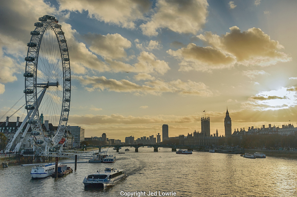 The London Eye is a great way to see London and must for a first time tourist. There is so much to see in London and the brief moment at the top of the eye gives a great aerial perspective of the city.
