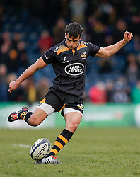 - Photo mandatory by-line: Rogan Thomson/JMP - 07966 386802 - 14/12/2014 - SPORT - RUGBY UNION - High Wycombe, England - Adams Park Stadium - Wasps v Castres Olympique - European Rugby Champions Cup Pool 2.