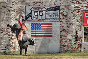 Along Route 66 in Missouri, Kansas, Oklahoma, Aug. 9, 2011. Colin E Braley/wildwest-media.com