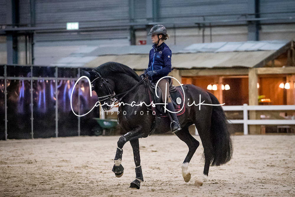 Verliefden Fanny, BEL, Indoctro vd Steenblok<br /> The Dutch Masters 2020<br /> © Hippo Foto - Sharon Vandeput<br /> 12/03/20