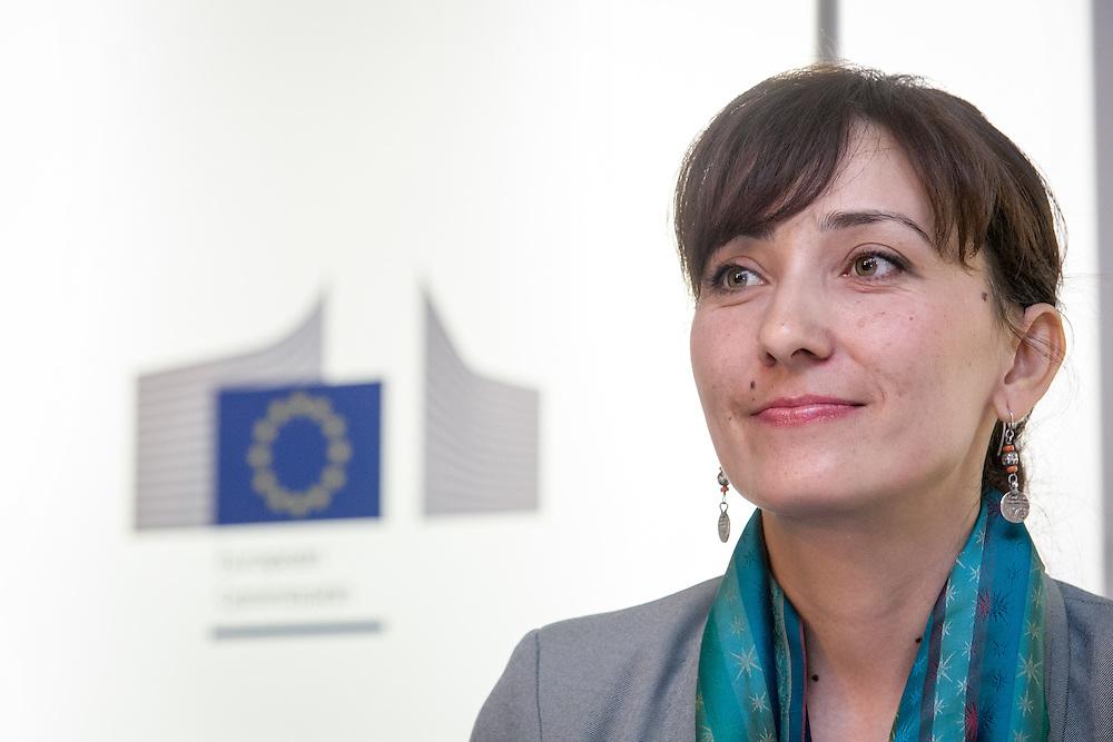 04 June 2015 - Belgium - Brussels - European Development Days - EDD - Gender - Empowering women in Central Asia - Stories from the field - Gulshod Sharipova<br /> Representative, MIR - Office for Initiative Development © European Union