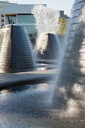 United States, Washington, Bremerton, Harborside Fountain Park