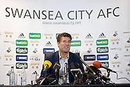 270913 Swansea city FC press conference