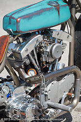 Rats Hole Custom Bike Show during Daytona Beach Bike Week 2015. FL, USA. March 14, 2015.  Photography ©2015 Michael Lichter.