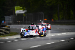 June 4, 2017 - Le Mans, France - 39 GRAFF (FRA) ORECA 07 GIBSON LMP2 JAMES WINSLOW (GBR) ERIC TROUILLET (FRA) ENZO GUIBBERT  (Credit Image: © Panoramic via ZUMA Press)