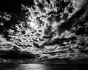 Cloudscape off Gerrigong, NSW, Australia