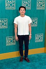 'Crazy Rich Asians' premiere 7 august 2018