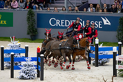 Voutaz Jerome, SUI, Belle du Peupe CH, Fee Des Moulins, Flash Des Moulins, Folie des Moulins<br /> CHI Genève 2018<br /> © Hippo Foto - Dirk Caremans<br /> 09/12/2018