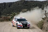 MOTORSPORT - WRC 2010 - RALLY MEXICO GUANAJUATO BICENTENARIO - MEXICO (MEX) - 04 TO 07/03/2010 - PHOTO : FRANCOIS BAUDIN / DPPI<br /> BRYNILDSEN EYWIND (NOR) / CATO MENKERUD (NOR) - SKODA RENE GEORGES RALLY SPORT - SKODA FABIA S2000 - ACTION