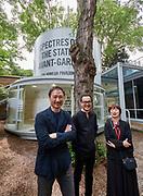 "FREESPACE - 16th Venice Architecture Biennale. Korea, ""Spectres of the State Avant-garde""."