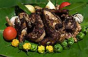 Jamaican Food - Goldeneye - Jamaica