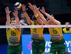 2019 Volleyball: Australia v Germany