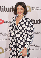 Jessie Ware, The Virgin Holidays Attitude Awards Powered by Jaguar, The Roundhouse, London UK, 12 October 2017, Photo by Brett D. Cove
