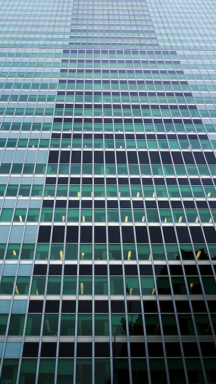 2 Broadway building in New York, New York, USA