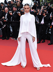 Josephine Skriver attending the Oh Mercy! premiere, during the 72nd Cannes Film Festival. Photo credit should read: Doug Peters/EMPICS