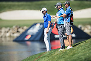 Cameron Smith (AUS) and Russell Henley (USA) during theThird Round of the The Arnold Palmer Invitational Championship 2017, Bay Hill, Orlando,  Florida, USA. 18/03/2017.<br /> Picture: PLPA/ Mark Davison<br /> <br /> <br /> All photo usage must carry mandatory copyright credit (© PLPA   Mark Davison)