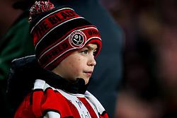 Sheffield United fans - Mandatory by-line: Robbie Stephenson/JMP - 24/11/2019 - FOOTBALL - Bramall Lane - Sheffield, England - Sheffield United v Manchester United - Premier League