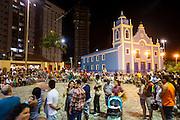 Recife_PB, Brasil.<br /> <br /> Igreja de Nossa Senhora da Boa Viagem em Recife, Pernambuco.<br /> <br /> Nossa Senhora da Boa Viagem church in Recife, Pernambuco.<br /> <br /> Foto: RODRIGO LIMA / NITRO