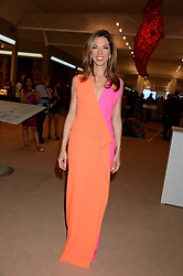 HEATHER KERZNER at the Masterpiece Midsummer Party in aid of Marie Curie Cancer Care held at The Royal Hospital Chelsea, London on 2nd July 2013.