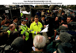Images from Dunblane 1996