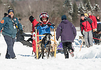 85th annual Laconia World Sled Dog Championships.  Karen Bobotas/for the Laconia Daily Sun