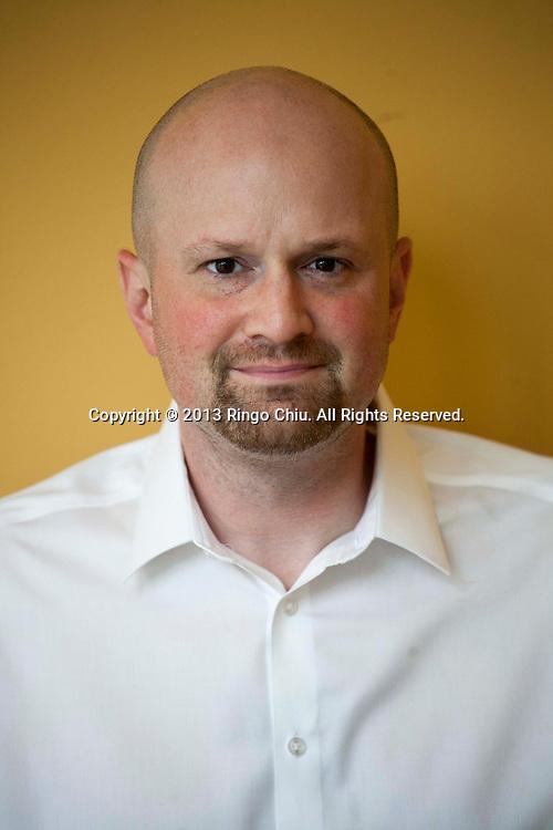 Brian Volk-Weiss, head of production at New Wave Entertainment. (Photo by Ringo Chiu/PHOTOFORMULA.com).