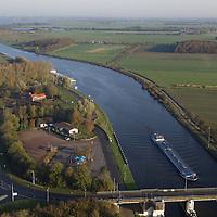 Uitzicht vanuit Spannenburg toren
