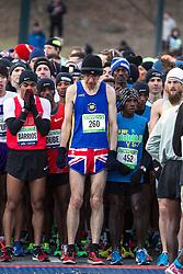 starting line, David Coales, UK