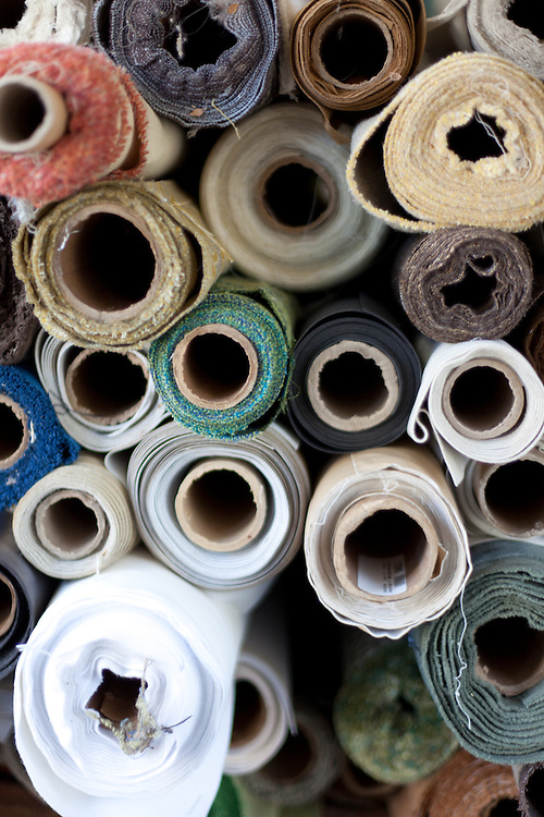 Modern Fabrics is a textile shop in the Southend of Charlotte, NC. They sell repurposed fabrics to provide sustainable alternatives to popular stores like Hobby Lobby and Michael's.