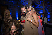 JACK GUINNESS; AMBER LE BON Royal Academy Summer exhibition party. Piccadilly. 7 June 2016