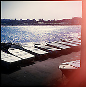 Photography of Bondi Beach by Paul Green. These photos have been taken with a Hasselblad 503cx camera.