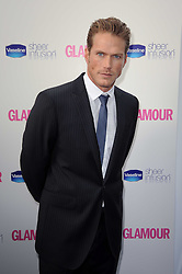 Jason Lewis at the Glamour Women Of The Year Awards held in Berkeley Square, London on 8th June 2010.