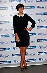 Frankie Sanford attends the Mind Media Awards 2012, BFI Southbank, Belvedere Road, London, United Kingdom, November 19, 2012. Photo by Chris Joseph / i-Images.